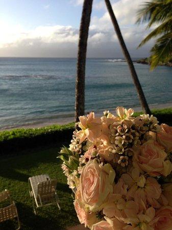 Napili Sunset: View from Balcony