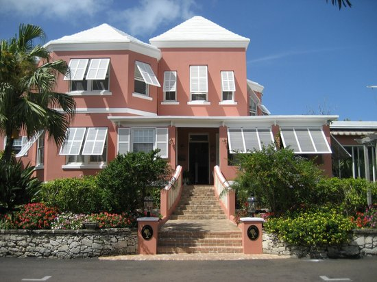Royal Palms Hotel: Main Hotel Building