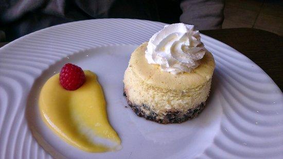 Chez Léon : Cheese cake aux Oreo
