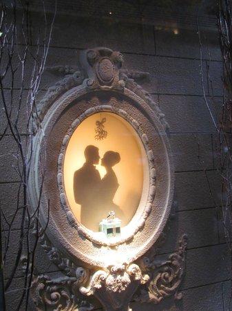 Tiffany & Co. : vitrine de natal