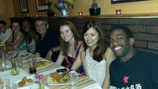 De' Coal Pot: Randolph College, Great food and good times
