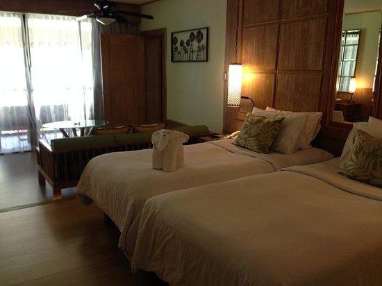 Katathani Phuket Beach Resort: 部屋