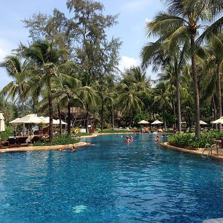 Katathani Phuket Beach Resort: プール