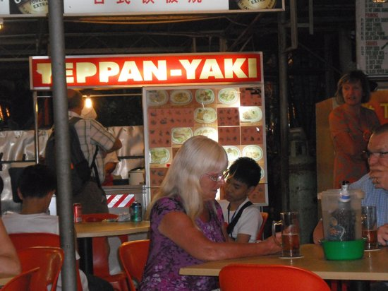 Tan Sam Guan Seafood : Wow what a place! in a good way!