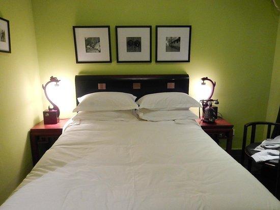 Hotel Cote Cour Beijing: la chambre