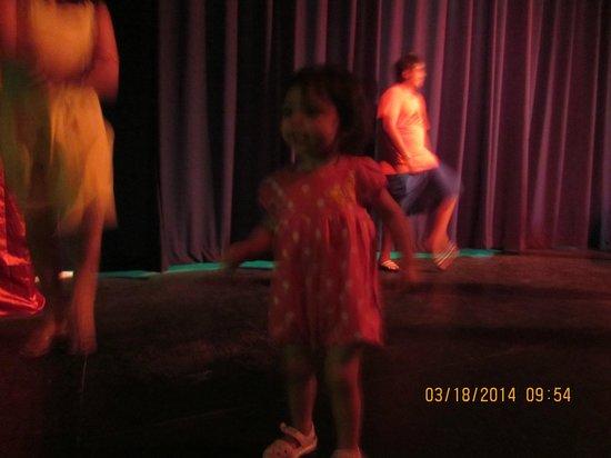 ClubHotel Riu Bachata: Entertainment