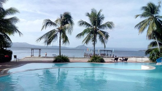 Club Balai Isabel : The view from the restaurant