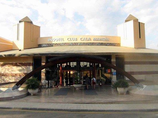 Insotel Cala Mandia Resort & Spa: Insotel Club Cala Mandia