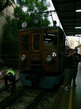 Tren De Soller : The train