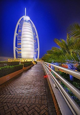 Skyview Bar : Burj Al Arab