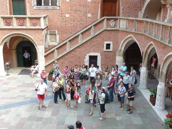 Krakow Free Walking Tour: Krakow Free Walking Tou