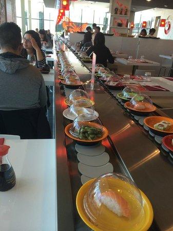 Ciotola sushi foto di sushiko san rocco al porto san for Auchan san rocco al porto