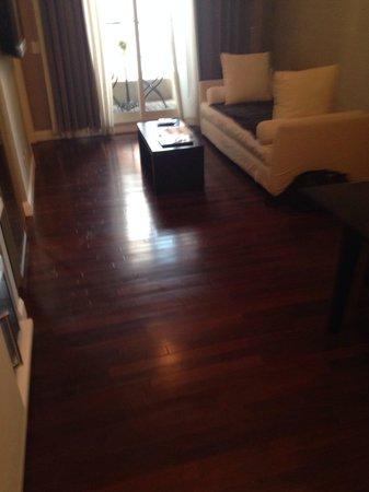 CasaSur Recoleta: Living Room