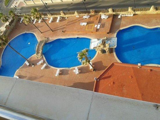 Marconfort Beach Club Hotel : its 3 pools