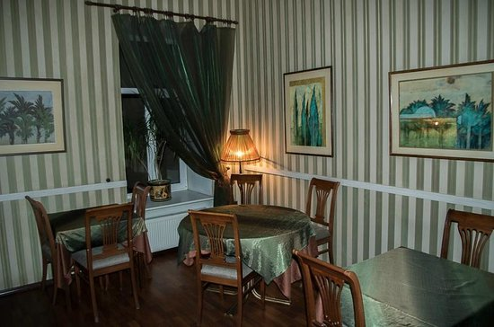 EgoEast Hotel: Dining Room