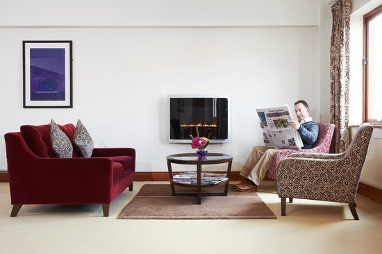Lancaster Lodge: Lounge area