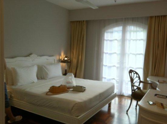 Colmar Tropicale, Berjaya Hills: in the room