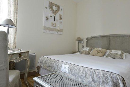 Grand Hotel Des Bains : chambre confort
