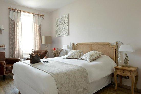 Grand Hotel Des Bains SPA : chambre privilège