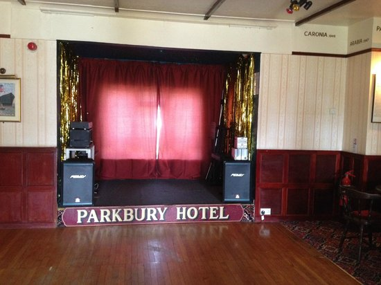 Parkbury Hotel: Hotel