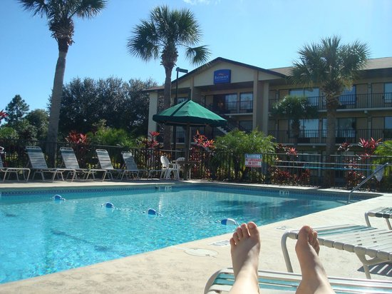Baymont Inn & Suites Florida Mall : relaxando