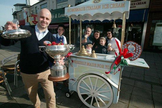 Di Meo's: Natioanl Award Winning Ice Cream