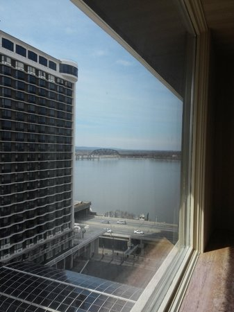 Galt House Hotel: View from our room