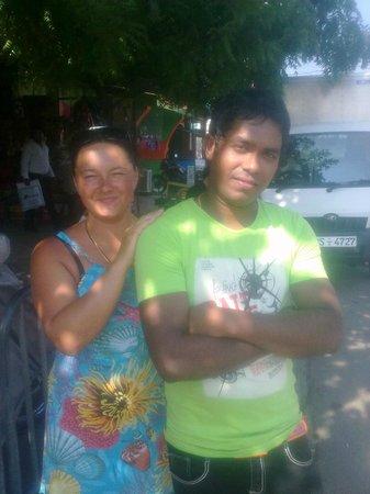 Dickwella Resort & Spa: это я и Маду