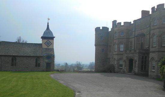 Croft Castle and Parkland: House and Chapel