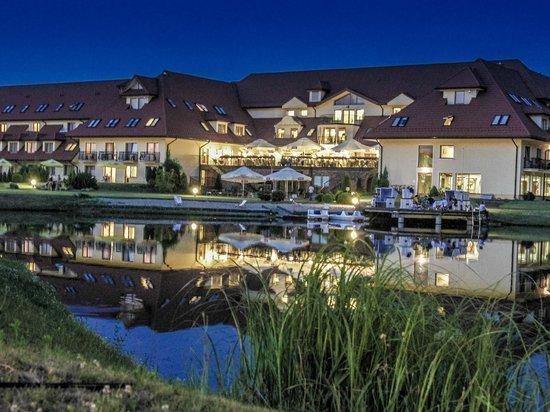 Ossa Congress & Spa Hotel: Hotel Ossa