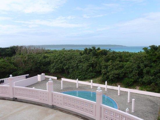 Marine Lodge Marea: 301号室からの眺め