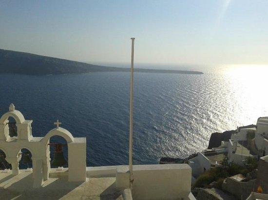 Alexandra Hotel : Oia - breathtaking!