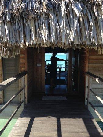 InterContinental Bora Bora Resort & Thalasso Spa: Habitación