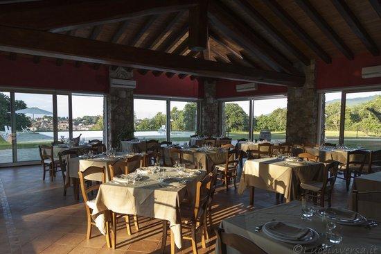 Agriturismo Creta Rossa Restaurant