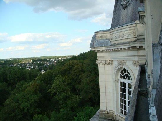 Chateau d'Artigny : виды