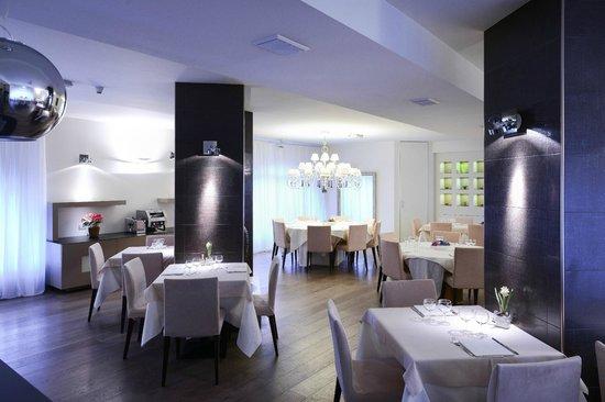 Spa Hotel Parigi 2 : Sala ristorazione Hotel Parigi 2