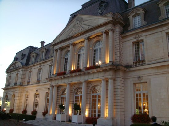 Chateau d'Artigny : отель