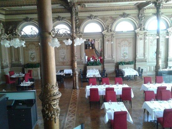 Victoria Jungfrau Grand Hotel & Spa: La Brasserie