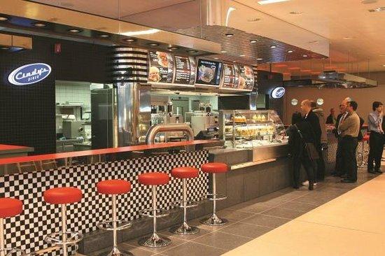 Cindy`s Diner Hamburg-Airport: Ansicht
