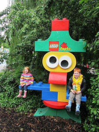Legoland Windsor Resort: duplo world