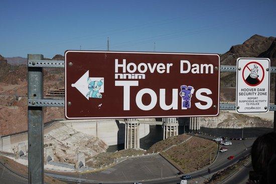 Grand Canyon North Rim: Hoover Dam