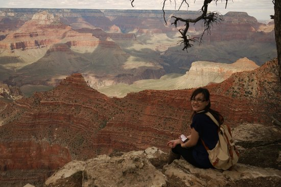 Grand Canyon North Rim : Simply magnificent