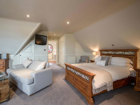 The Botany Bay Hotel: Bedroom