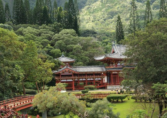 Byodo-In Temple: Temple
