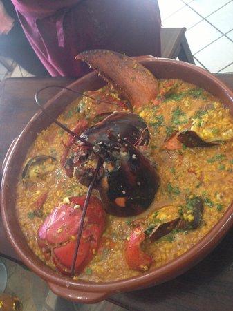 Restaurante oryza asador y arroceria en alcal de guada ra - Restaurante oryza granada ...