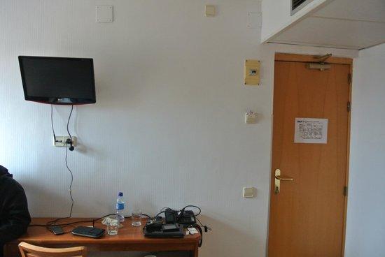 Hotel Cortes: Номер