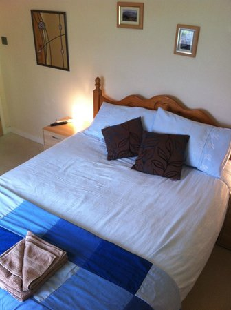 Tigh An Eilean Bed & Breakfast : double room
