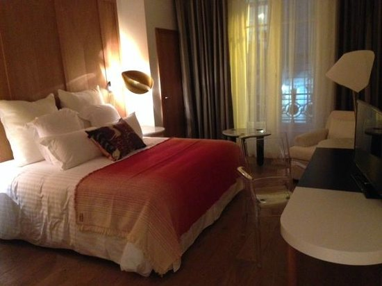 Hotel Vernet: ma chambre