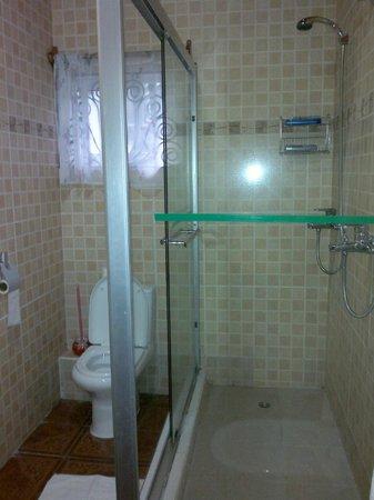Aquario : doppia doccia