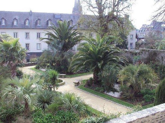 Le Jardin de la Retraite : PALMERAIE